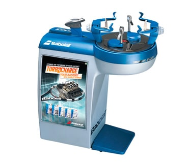 Babolat Sensor Expert Besaitungsmaschine Besaitungsservice Bespannservice Berlin
