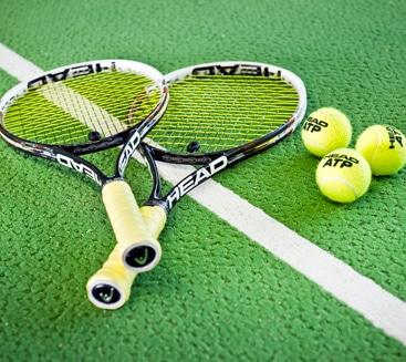 Racketprofis Testschläger Tennis Badminton Verleih Tennisladen Berlin