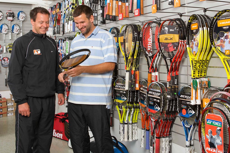 Racketprofis Berlin Tennis Badminton Squash