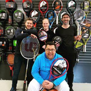 Racketprofis Team